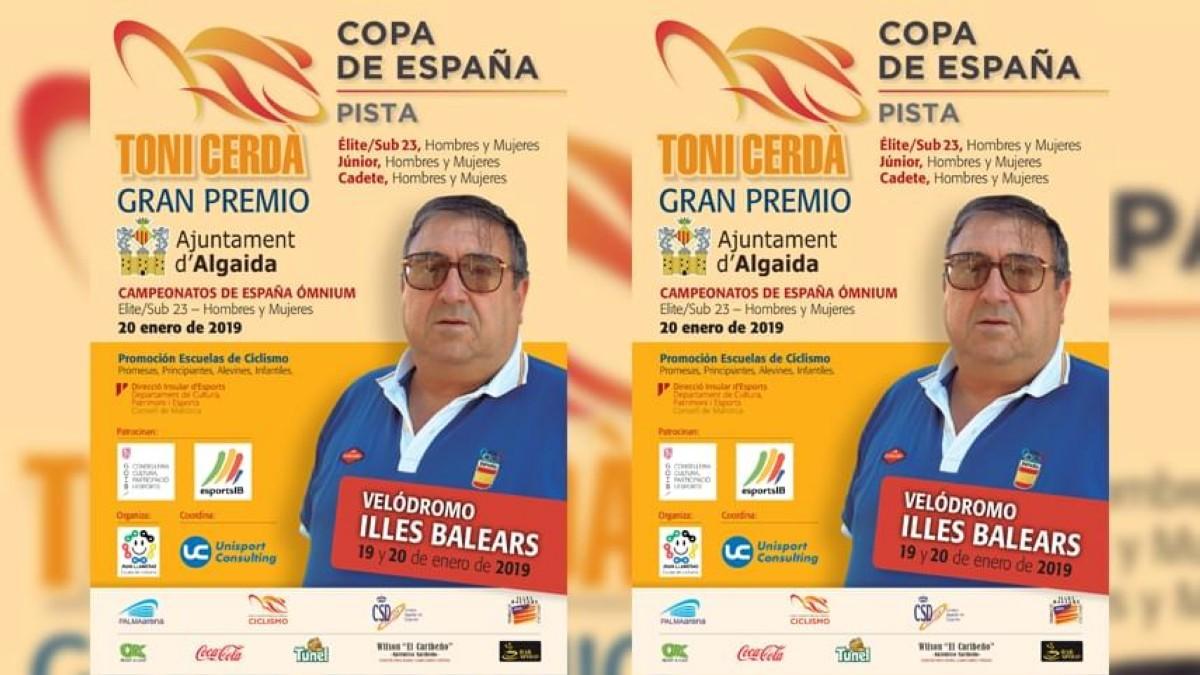 El Velódromo Illers Balears abre la Copa de España de Pista 2019