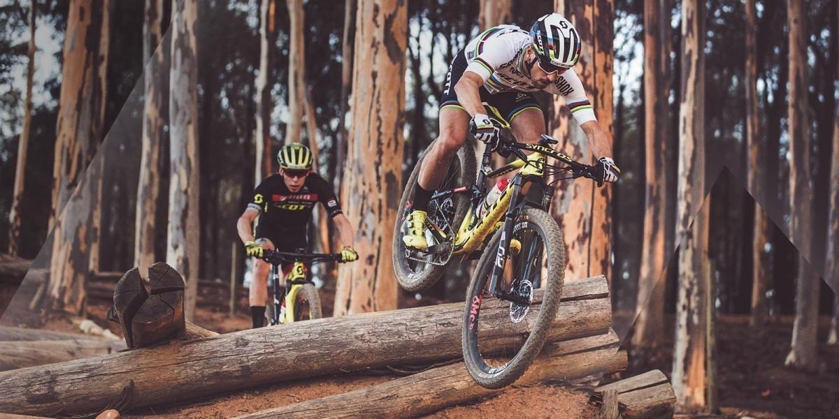 Entrenando como un campeón del mundo cap. 5: Técnica sobre la bicicleta