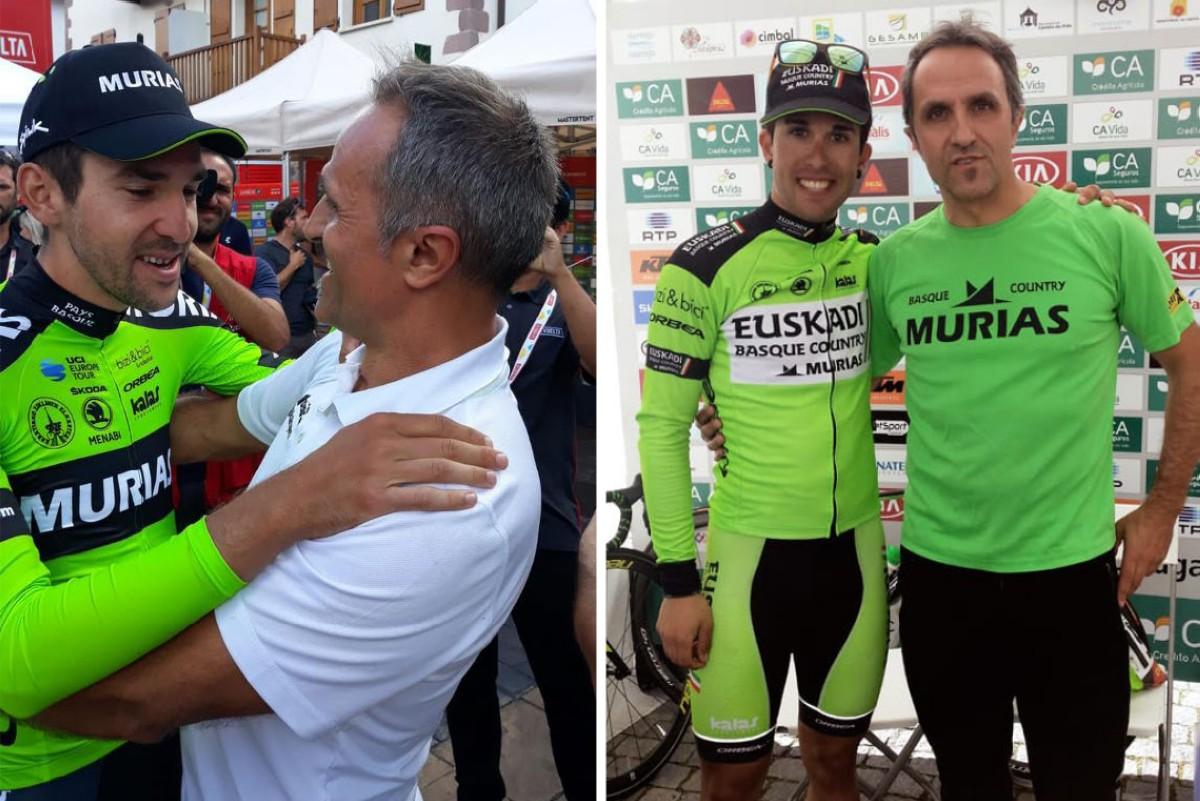Entrevista con Jon Odriozola manager del Euskadi Murias