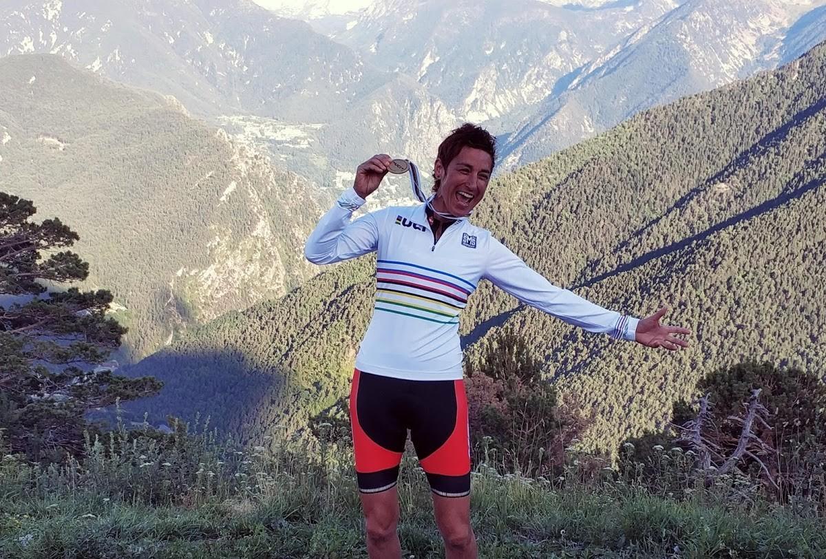 Entrevista con Marga Fullana que estará en la próxima Vuelta a Córdoba