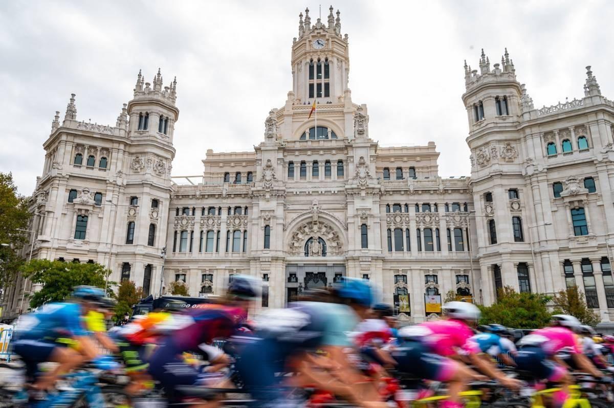 Equipos decididos para la CERATIZIT Challenge by La Vuelta 21