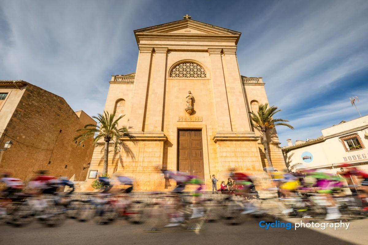 Equipos participantes en la XXX Challenge Ciclista Mallorca
