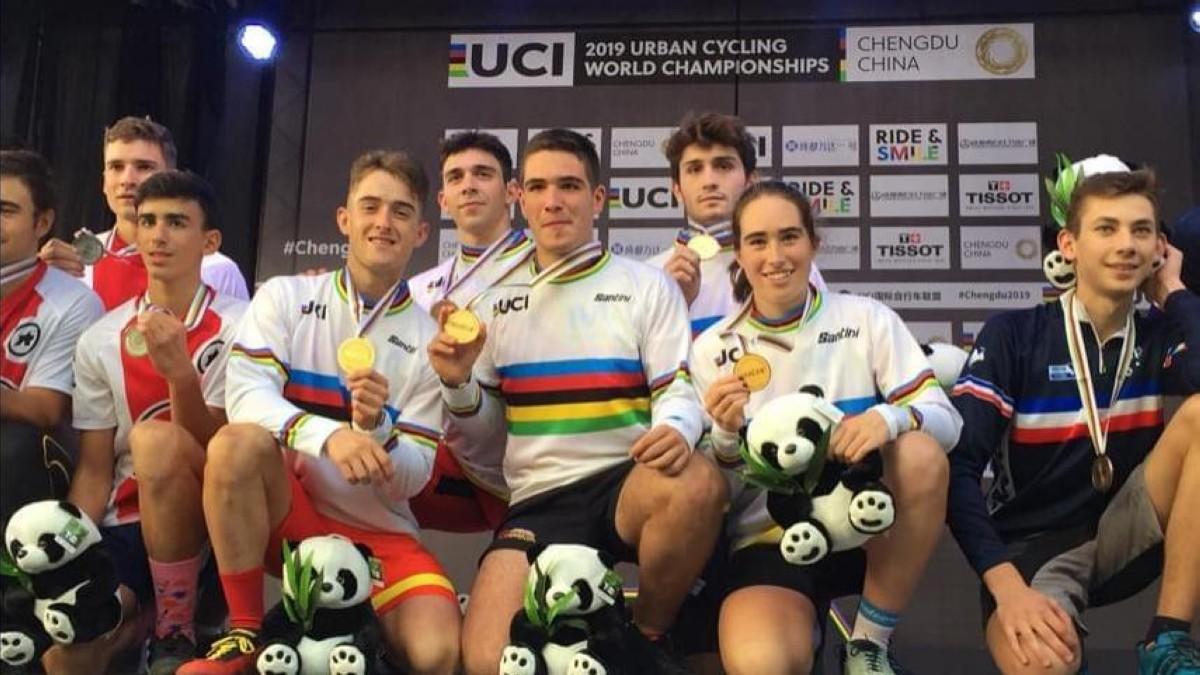 España repite el oro en el mundial por equipos de Trial