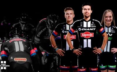 Etxeondo sponsor oficial del Team Giant-Alpecin y Liv-Plantur