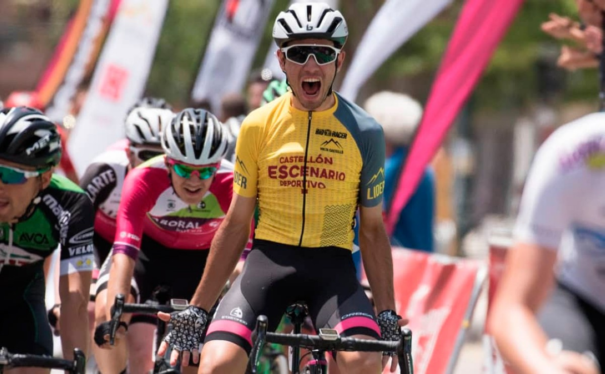 Eugenio Sánchez se lleva la Vuelta a Castelló