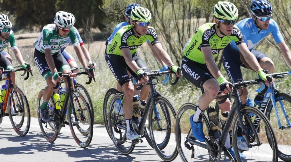 Euskadi-Murias viaja con ambición al Tour de Luxemburgo
