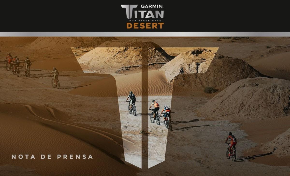 Fallece el corredor Fernando Civera durante la segunda etapa de la Titan Desert