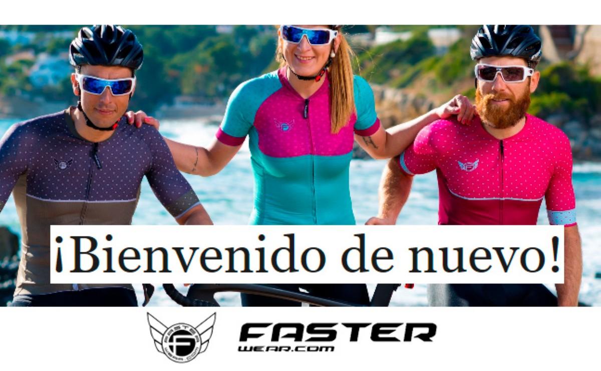 Faster Wear reestrena tienda online