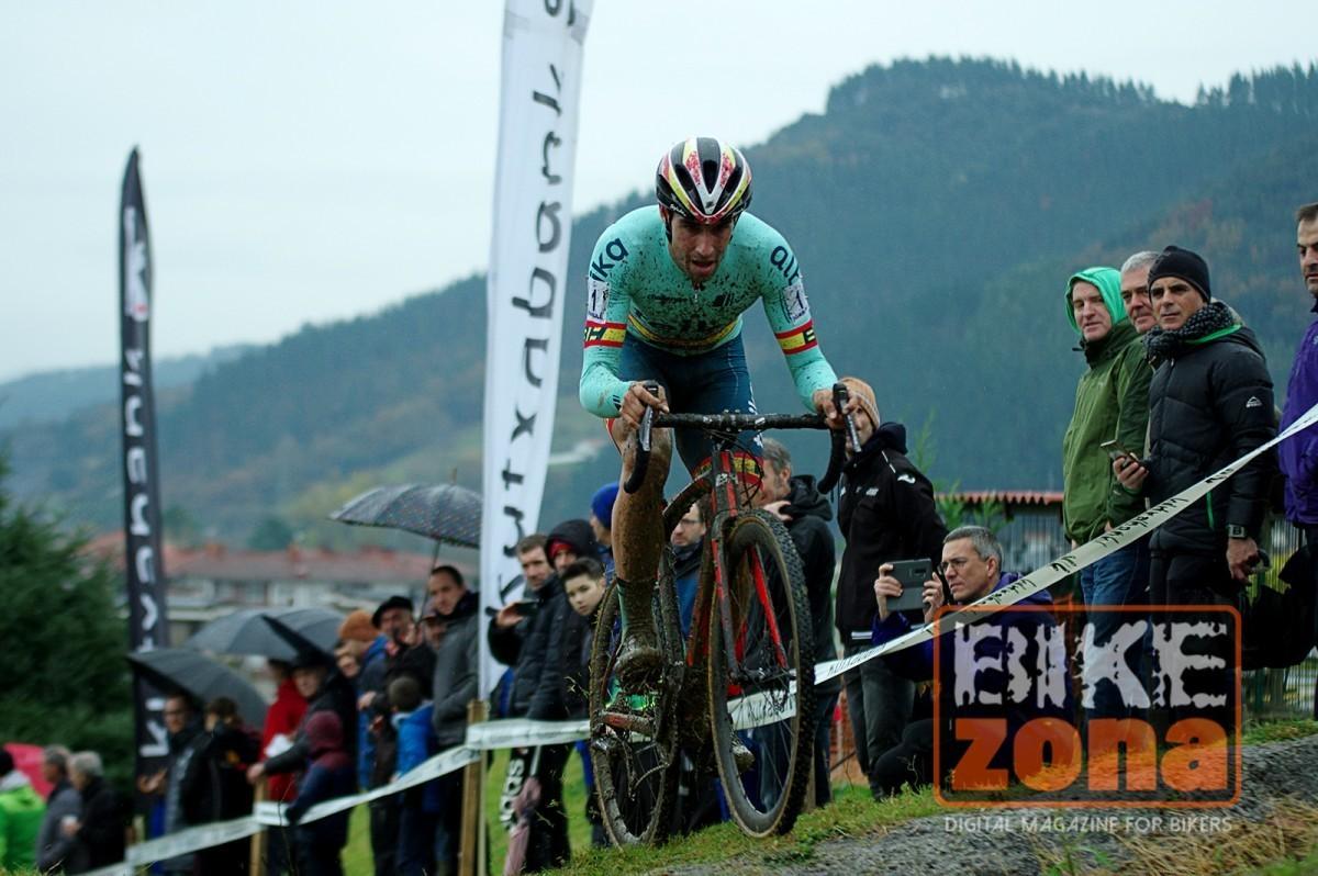Felipe Orts gran favorito para los Campeonatos de España de ciclocross Torrelavega 2021
