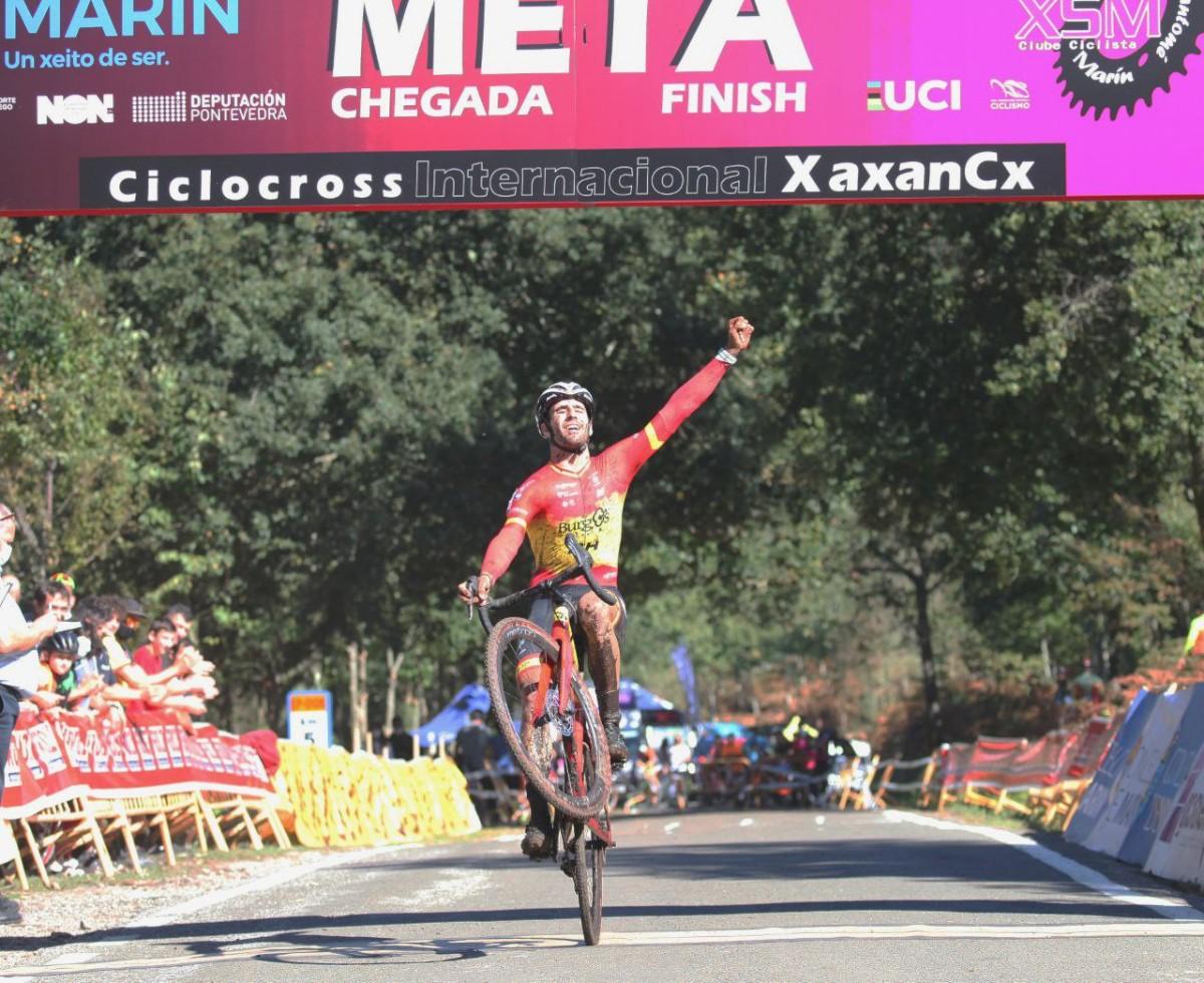 Felipe Orts logra su primera victoria de la temporada en el Xaxan CX