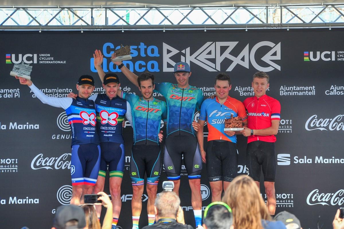 Ferreira-Becking y McConnel-Michiels ganadores finales de la Costa Blanca Bike Race 2020