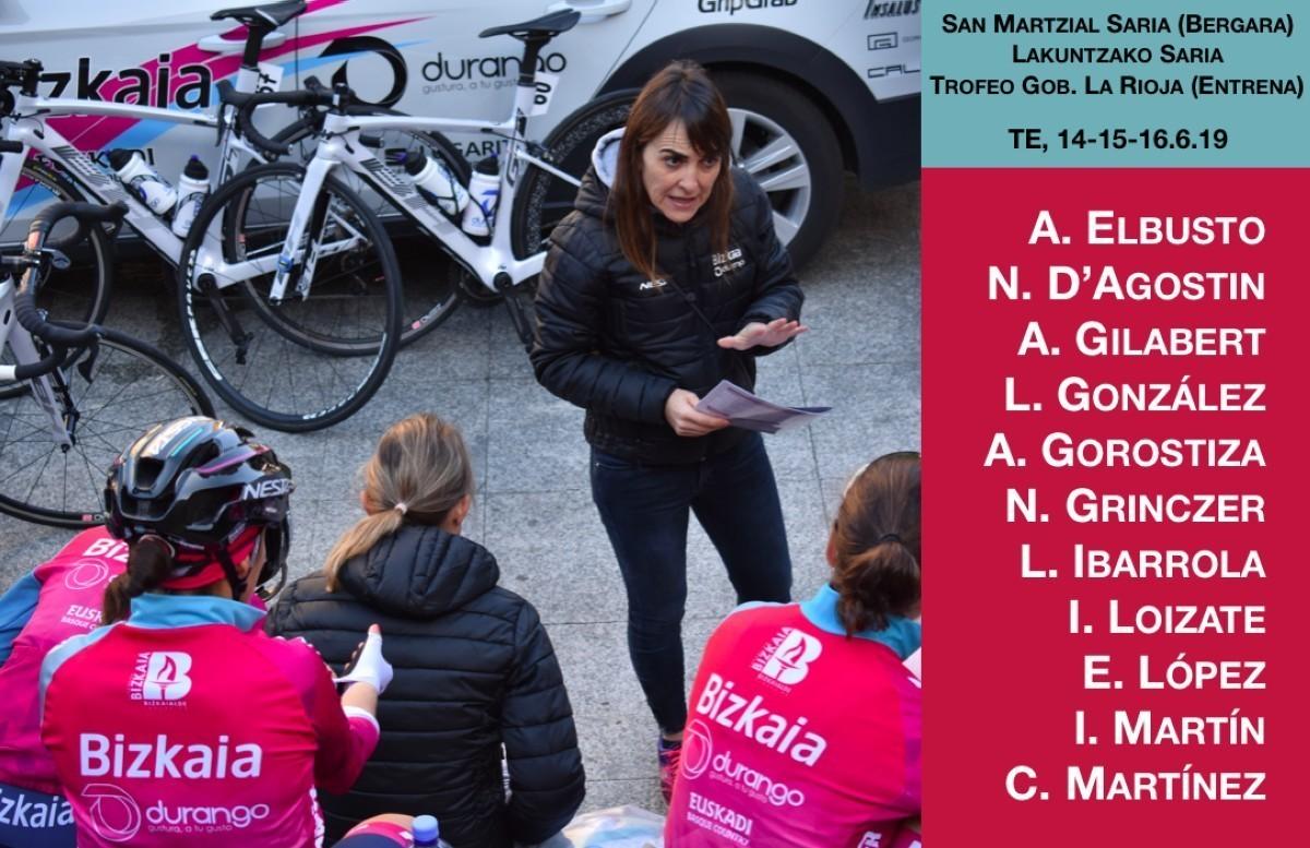 Fin de semana de triple cita para Bizkaia-Durango