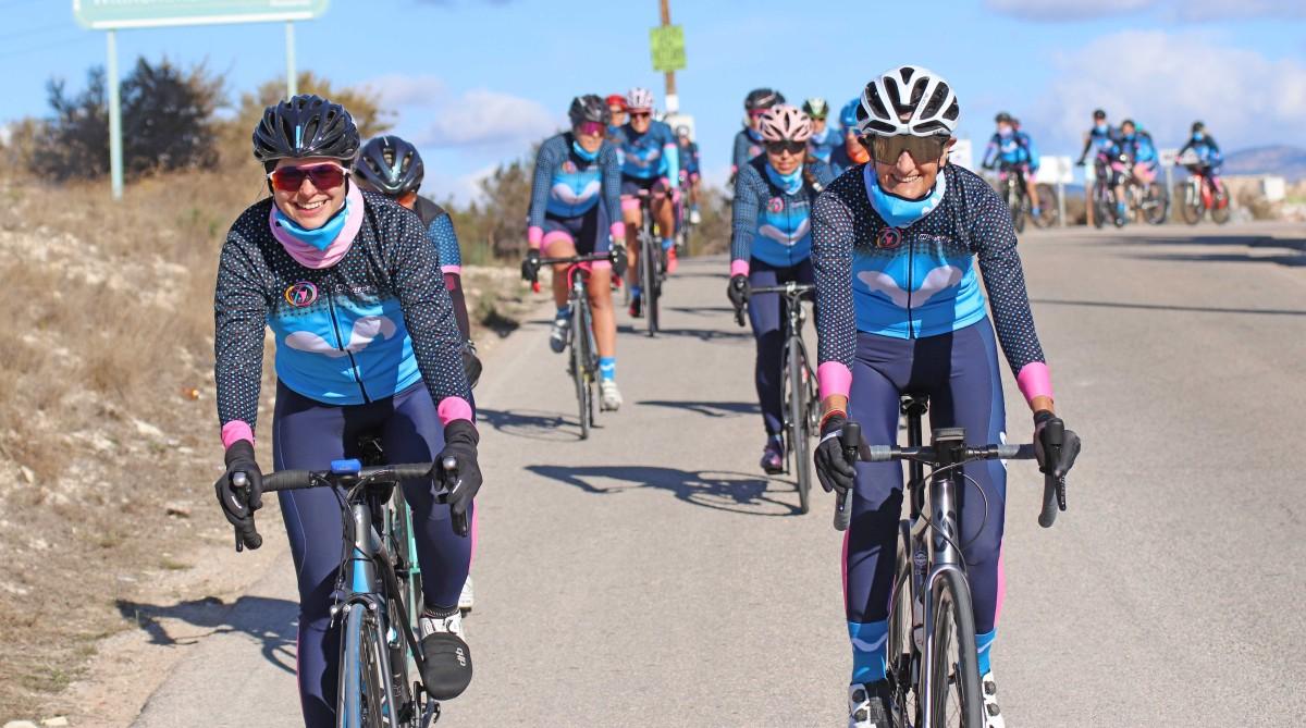 Finalizada una intensa concentración anual de Líderes Women In Bike