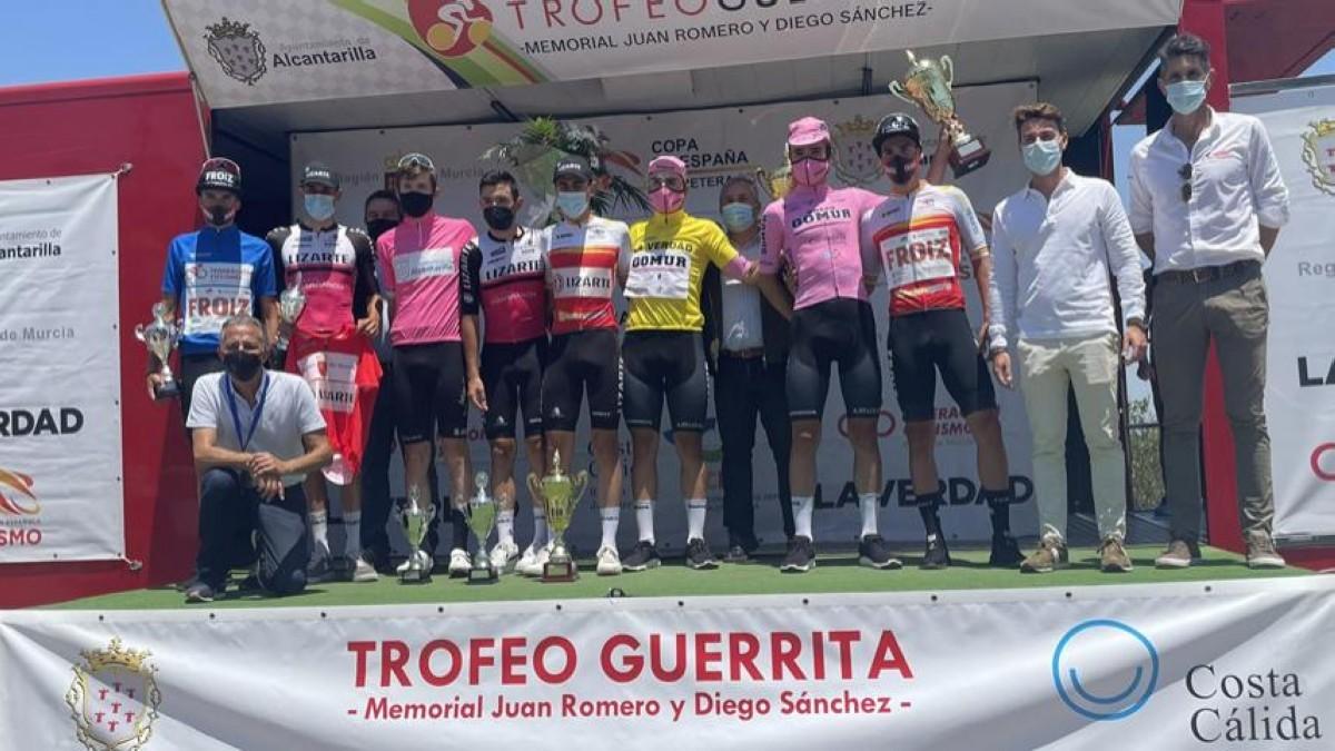 Francisco Agea ganador del Trofeo Guerrita 2021