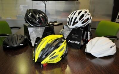 Ganadores de la promoción especial cascos Nesta