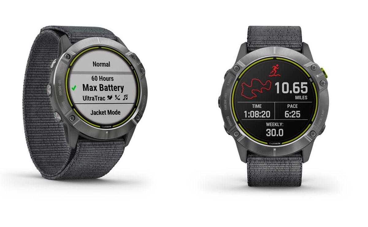 Garmin lanza el ENDURO, un nuevo reloj ligero y de alto rendimiento