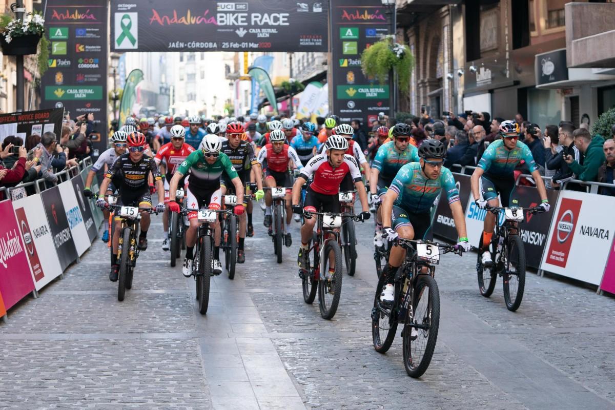 Garmin será el patrocinador principal de la  Andalucía Bike Race 2021