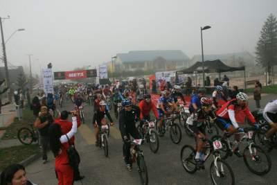 El Deporte y el Turismo Estuvieron de Fiesta en Lonquimay
