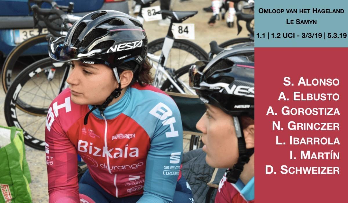 Hageland y Le Samyn abren la temporada de clásicas para Bizkaia-Durango