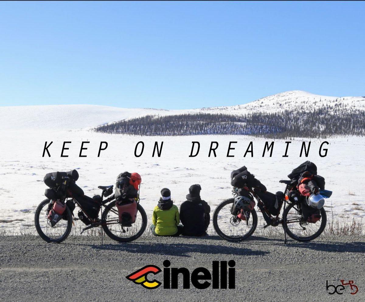 HOBOOTLEG GEO de Cinelli, preparada para la aventura
