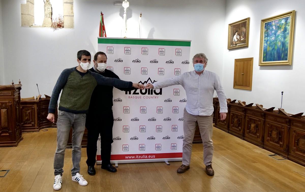 Hondarribia acogerá dos etapas de la Itzulia, Vuelta Ciclista a Euskadi 2021