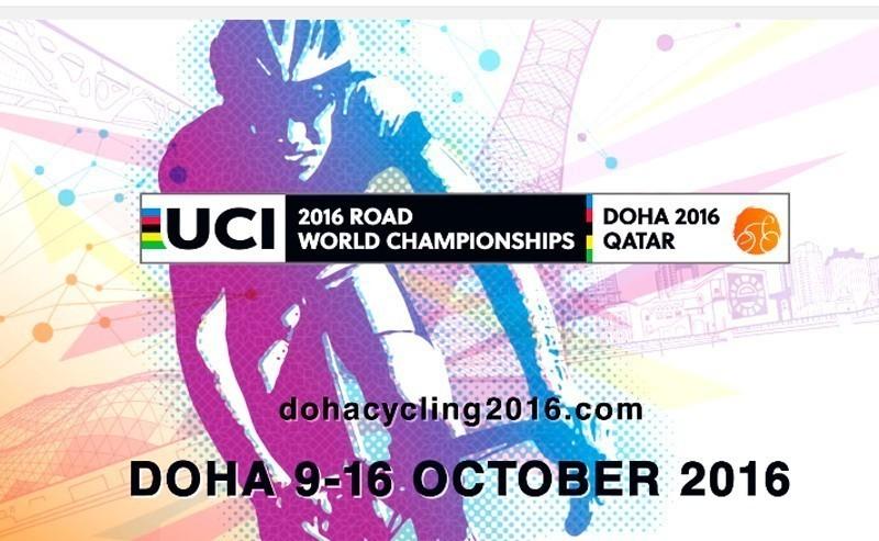 Horarios para seguir el Mundial de ciclismo de Doha 2016