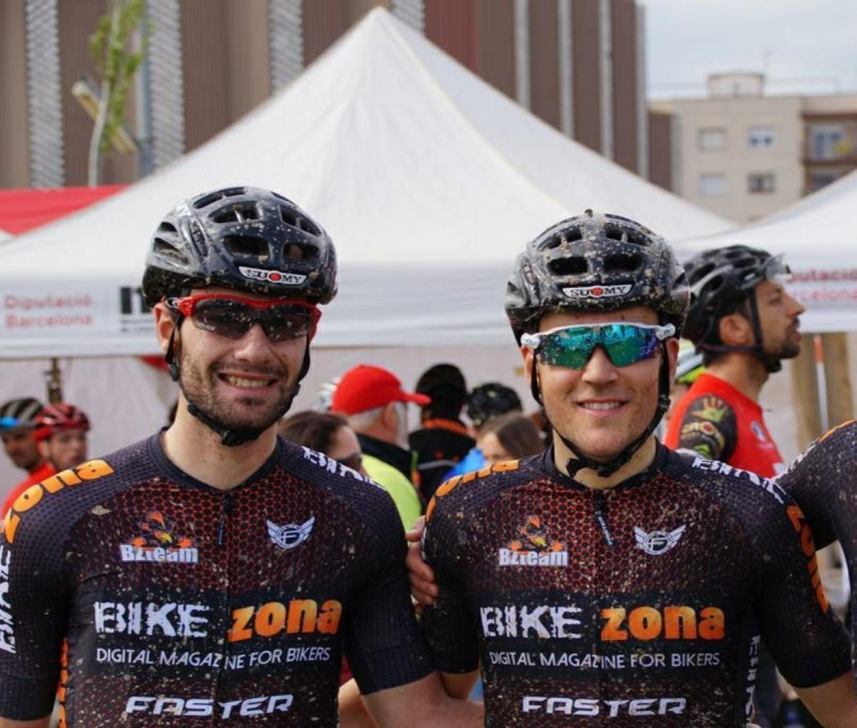 Ibai Arco y Jon Tena representantes del BZ Team en los Campeonatos de España de MTB