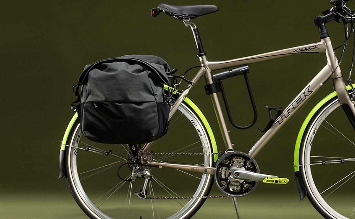 Ideas para organizar bien la carga en tu bicicleta