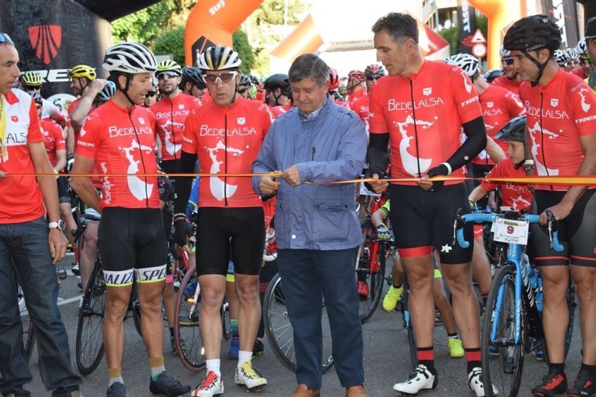 Indurain, Perico, Heras, Blanco y Cubino dieron esplendor a la Marcha Bedelalsa   Inbox