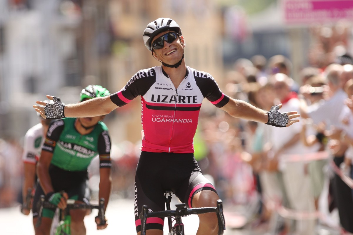 Iñigo Elosegui cierra su etapa en el Lizarte con victoria
