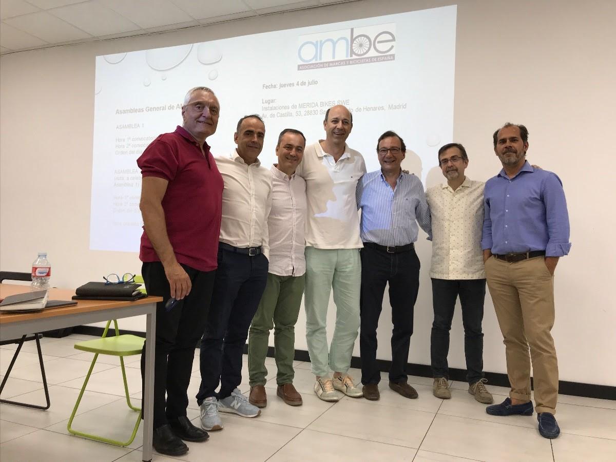 Íñigo Isasa, nuevo Presidente de AMBE