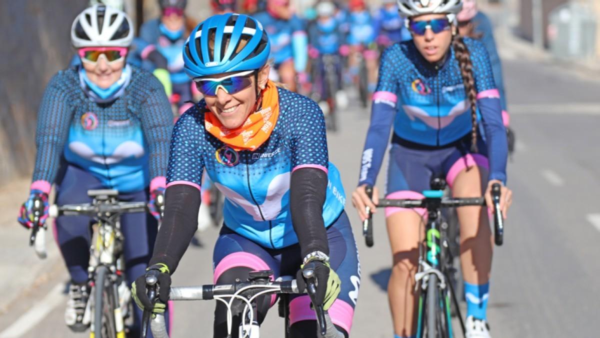 Inscripciones abiertas para un nuevo curso de formación de Líder Quedadas Women In Bike