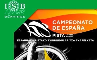 ISB Sport estará en el campeonato de España de pista