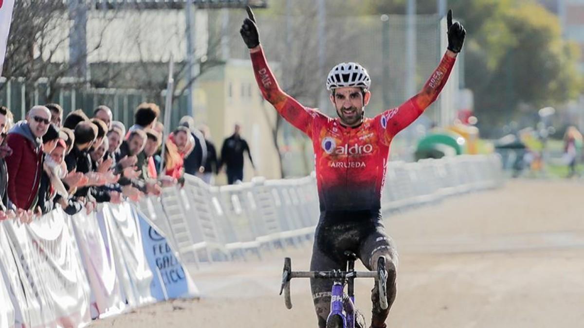 Isma Esteban ya es campeón de la Copa de España CX 2019
