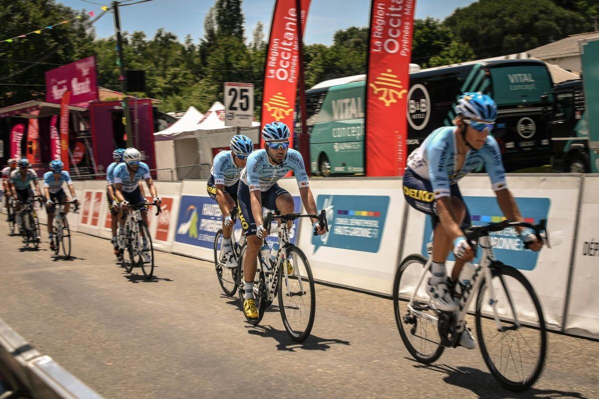 Javi Moreno se pasa al MTB con el Cleardent-Sport Bike-Clínica Luis Baños