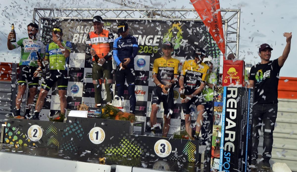 Jesús del Nero y Miguel Gómez campeones de la Algarve Bike Challenge 2020