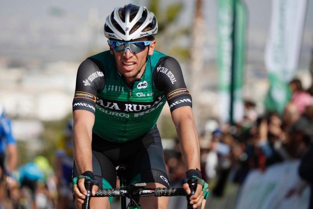 Jonathan Lastra con los mejores en la Vuelta a Castilla y León