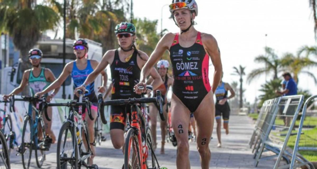 Kazan acoge el Campeonato de Europa de Triatlón Sprint