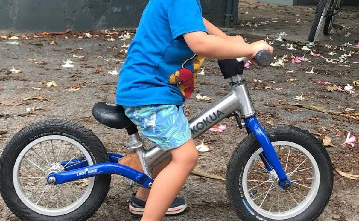 Kokua bikes será el mejor regalo para tu hijo
