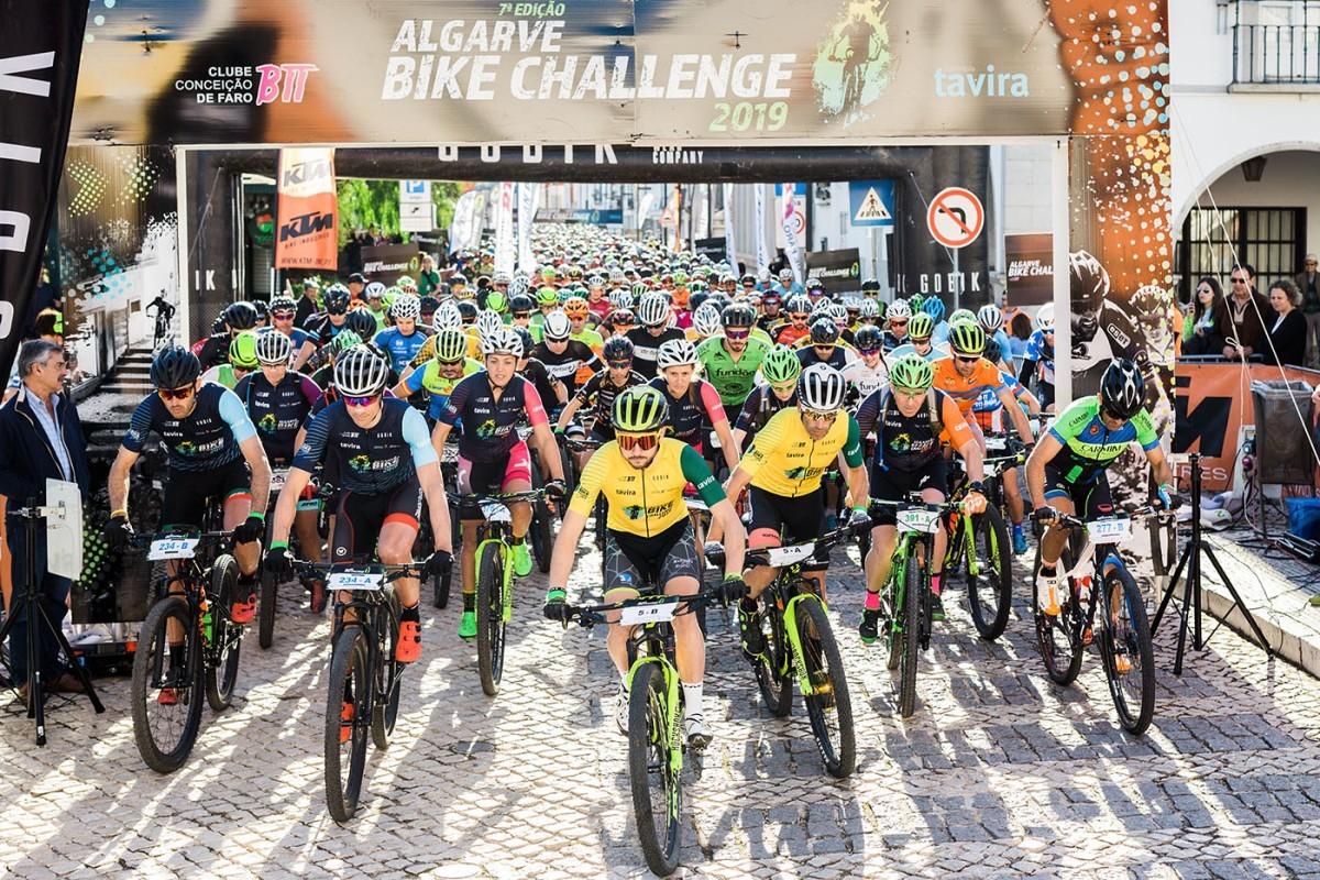La Algarve Bike Challenge 2020 contará con más de 1100 corredores en su VIII edición