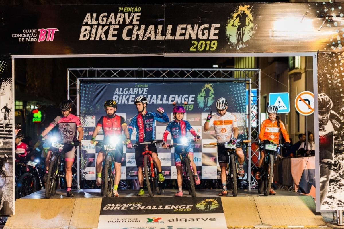 La Algarve Bike Challenge 2020 reúne a 600 parejas de bikers