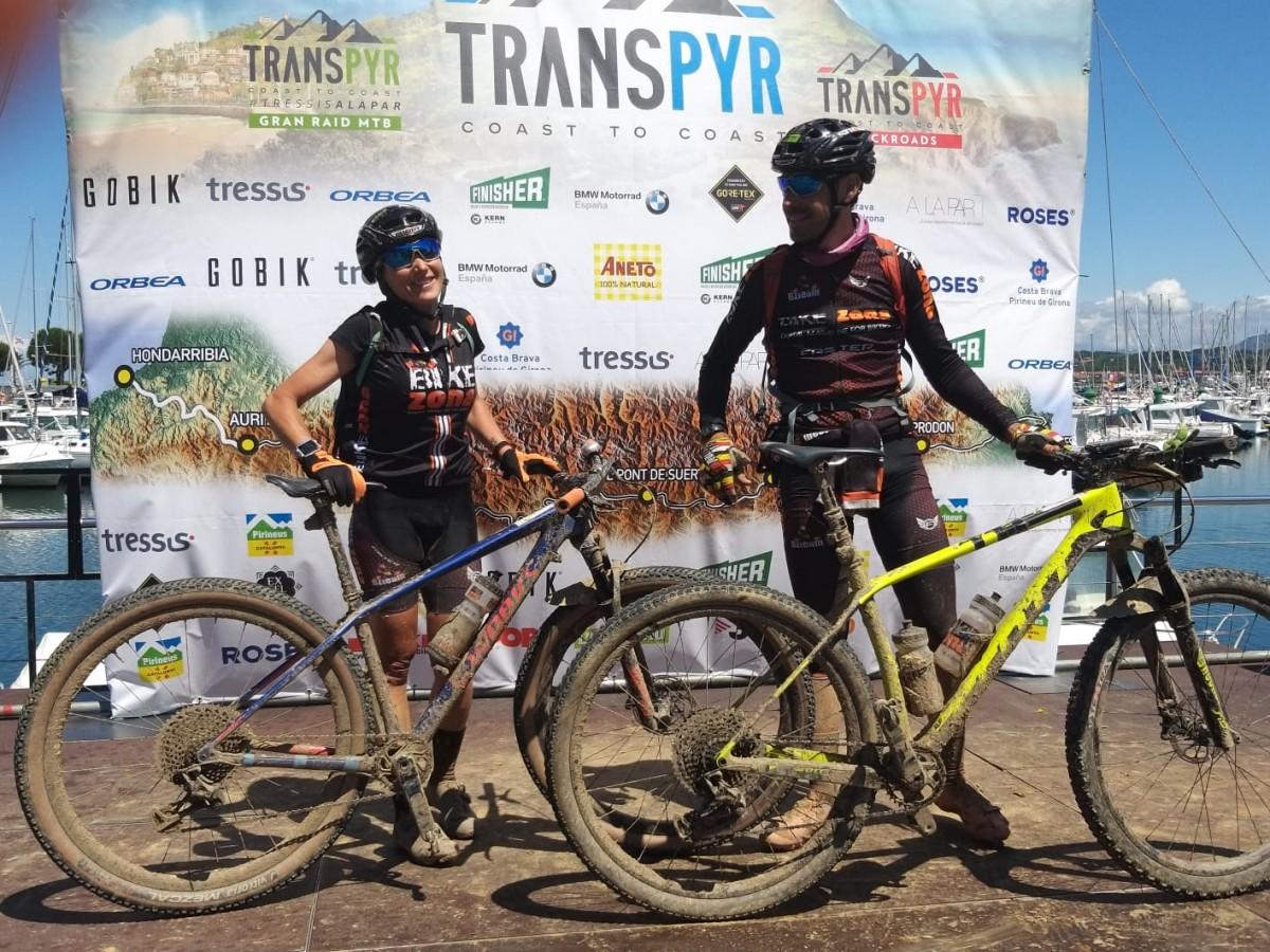 La aventura de la Transpyr Grand Raid mtb Coast to Coast Mission