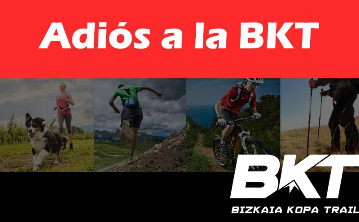 La Bizkaia Kopa Trail también se despide tras cuatro años de carreras