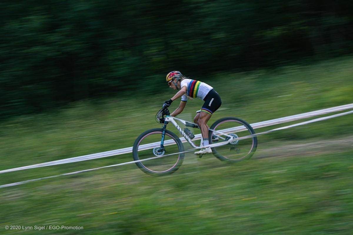 La campeona del Mundo Pauline Ferrand-Prévot estará en Vall de Boí