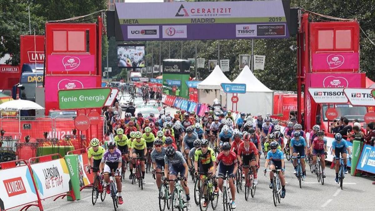 La Ceratizit Challenge by La Vuelta 2020 contará con tres etapas