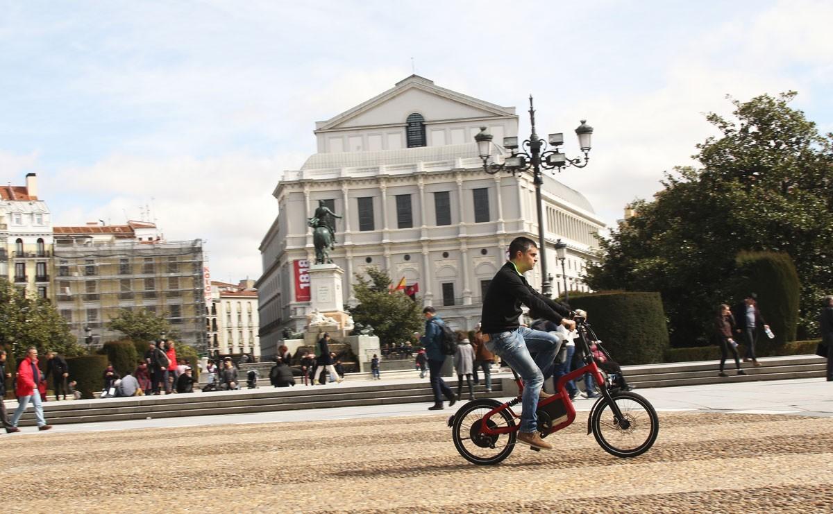 La Comunidad de Madrid también ayudará en la compra de una nueva bicicleta