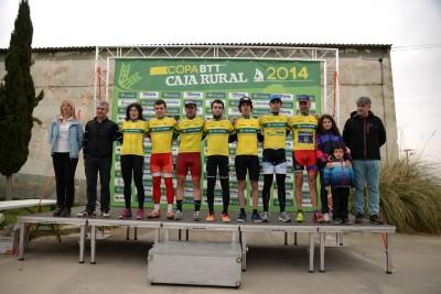 La Copa Caja Rural BTT llega a Tudela