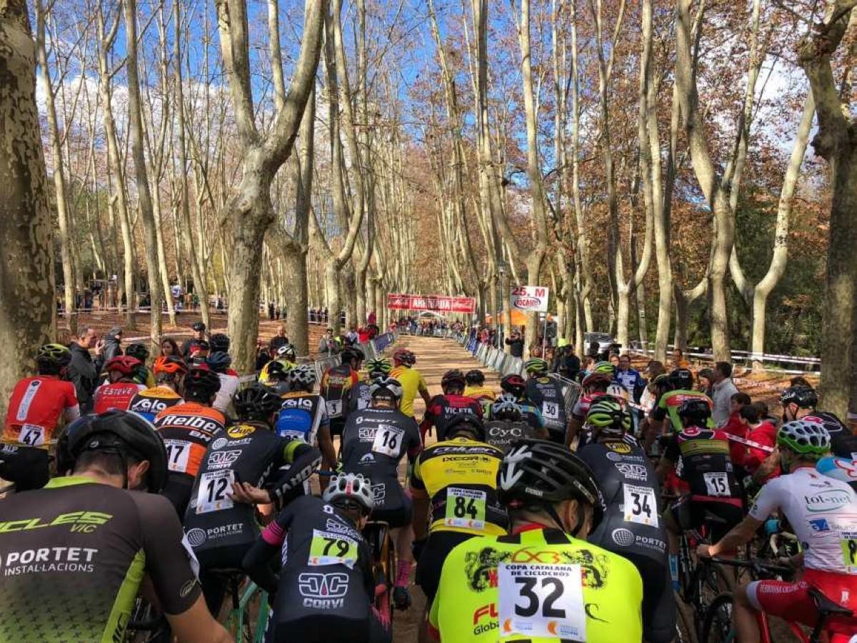 La Copa Catalana de CX pasa por Santa Coloma de Farners este próximo domingo