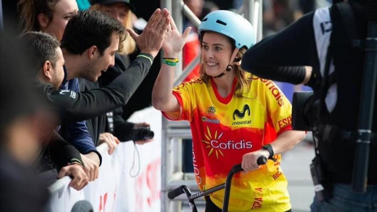 La Copa del Mundo de BMX Freestyle arranca en Hiroshima