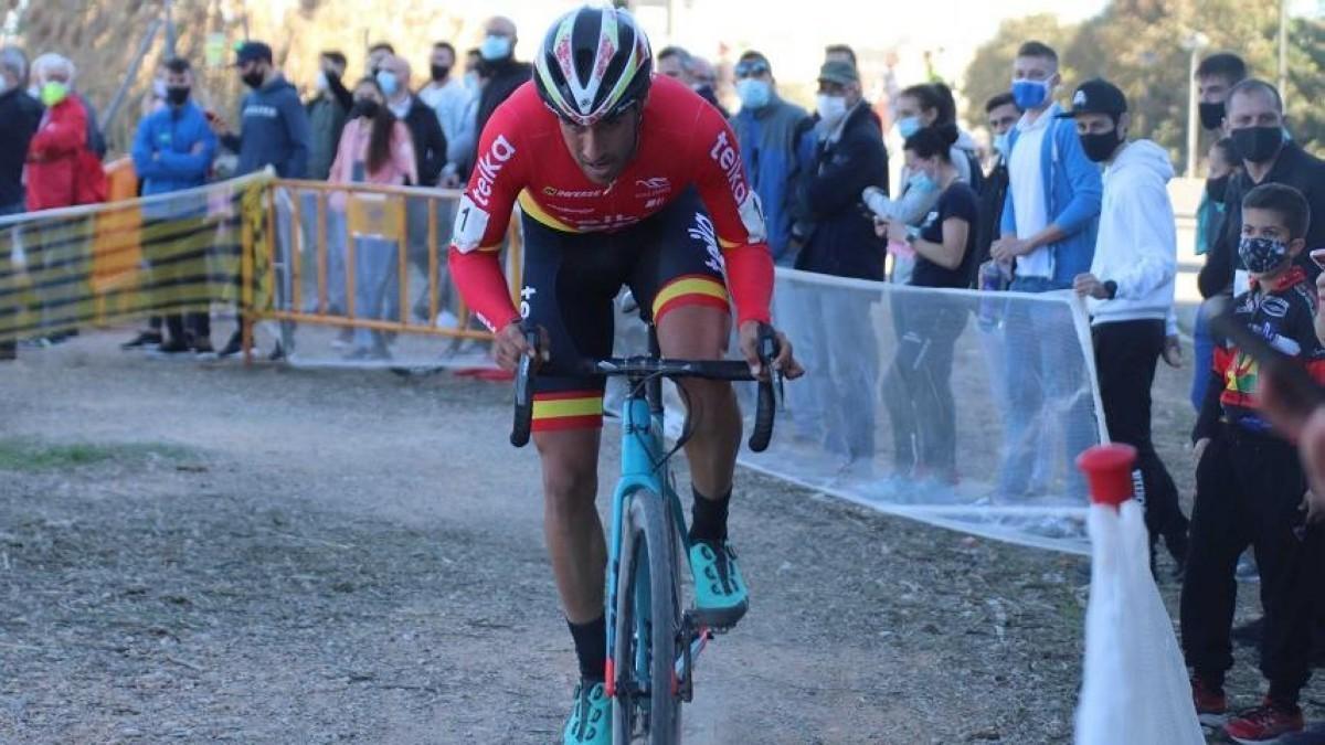 La Copa de España de ciclocross arranca en Pontevedra este fin de semana